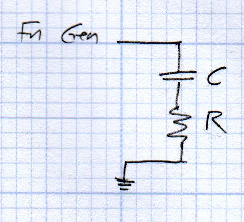 RC Circuit - differentiator