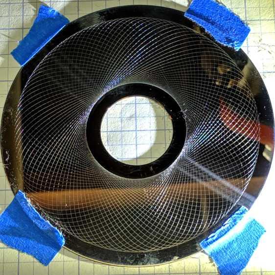 MPCNC - Guilloche 835242896 - HD plattter - 0.3mm