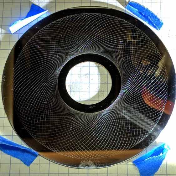 MPCNC - Guilloche 835242896 - HD plattter - 0.1mm