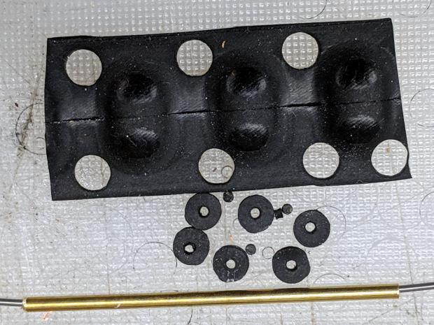 Badger 260 Propel fitting seals - inner-tube version