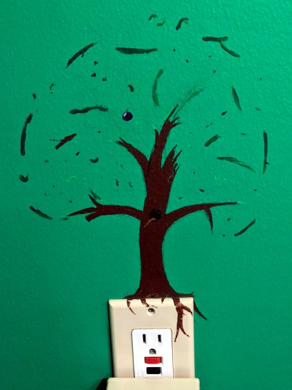 Outlet tree