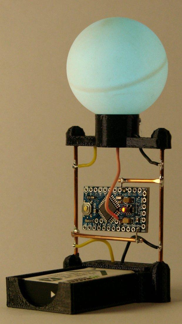 Arduino Pro Mini - NP-BX1 - radome
