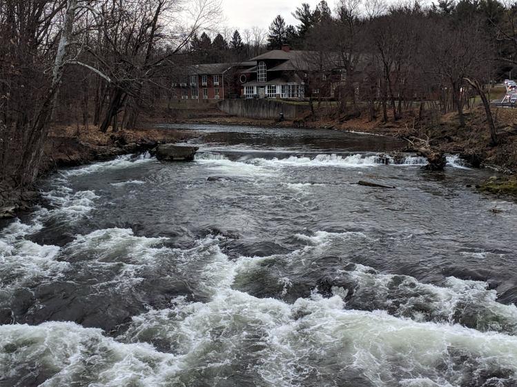 Red Oaks Mill Dam - 2018-12-31