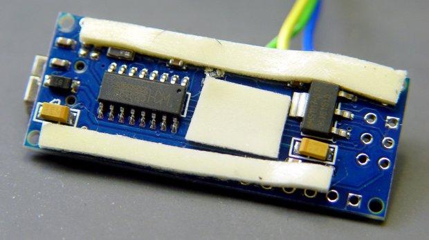 Triode - Nano PCB - white strips