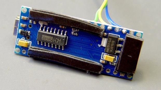 Triode - Nano PCB - 3M strips