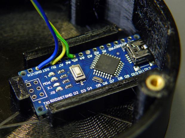 Triode - Nano installed