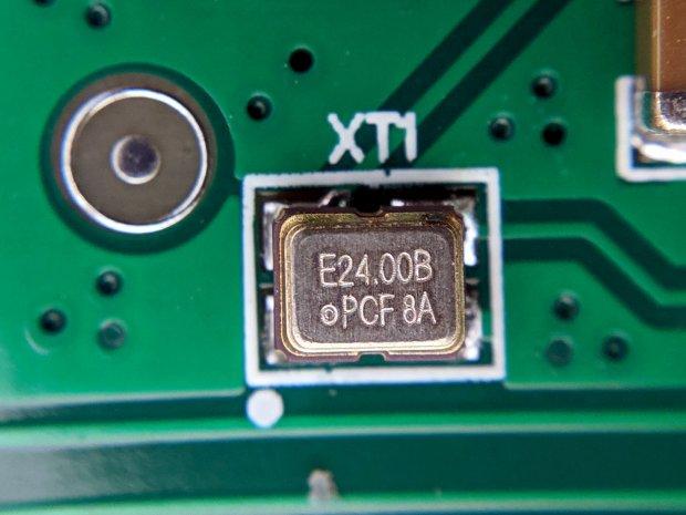 RDS6600 Signal Generator - clock oscillator