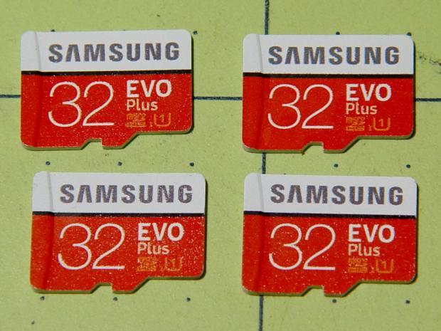 Samsung EVO Plus - 32 GB MicroSD