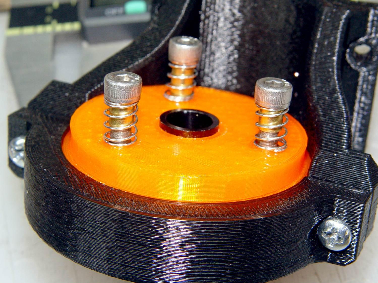 Drag Knife - LM12UU holder - assembled