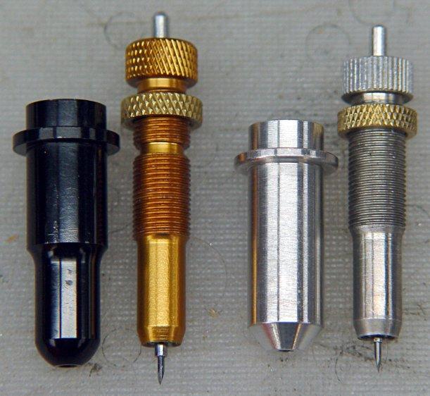 Drag Knife holders - detail