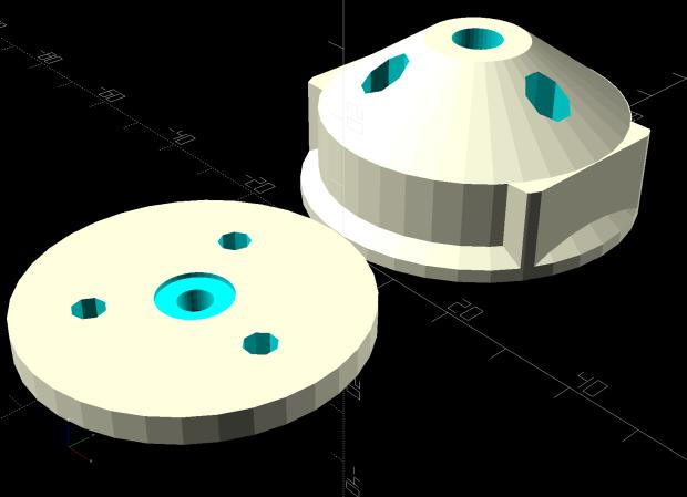 Diamond Scribe - LM3UU bearings