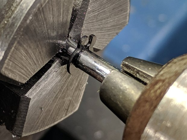 Diamond Scribe - LM3UU - Rev 2 - clip installation