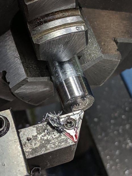 Patio railing - square head bolt - removing hex head