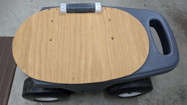 Step2 Seat - assembled