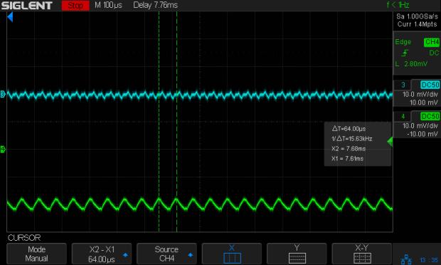 3018 X - ripple 1 step - 18V - A0 B-90 500mA-div