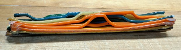 Filament Millefiori - 250C results