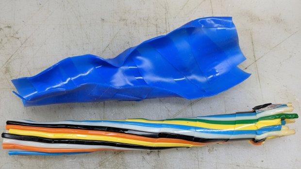 Filament Millefiori - 160C results