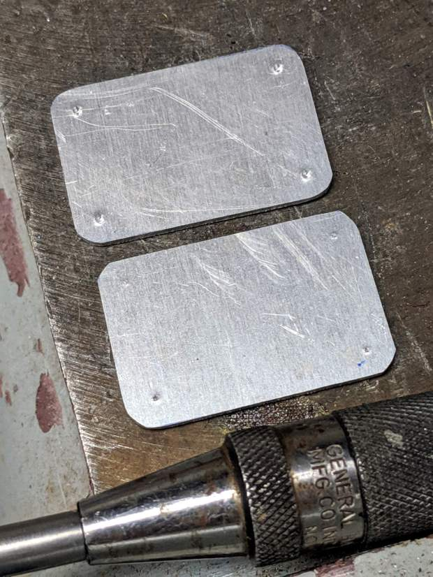 Tour Easy Zzipper Fairing - clamp plates