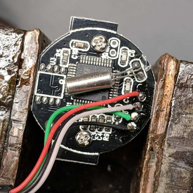 CNC 3018-Pro - Probe Camera - PCB