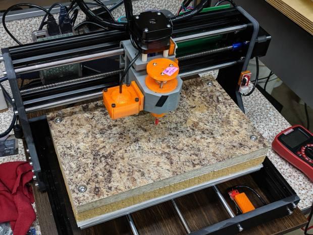 CNC 3018 Table Riser