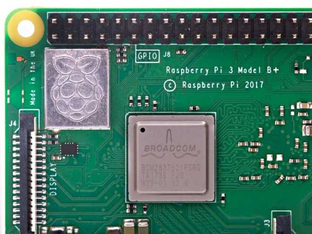 RPi 3 B - metal CPU