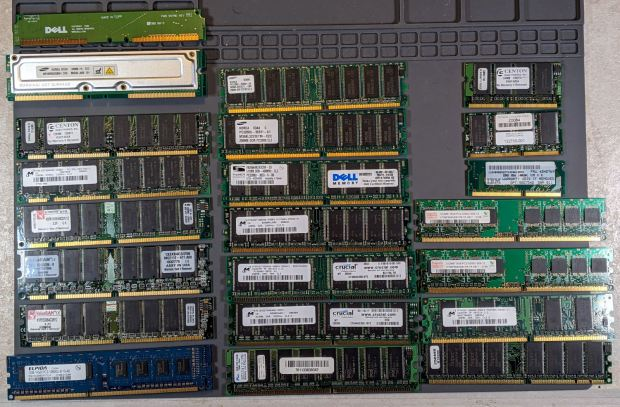 DRAM Assortment - overview