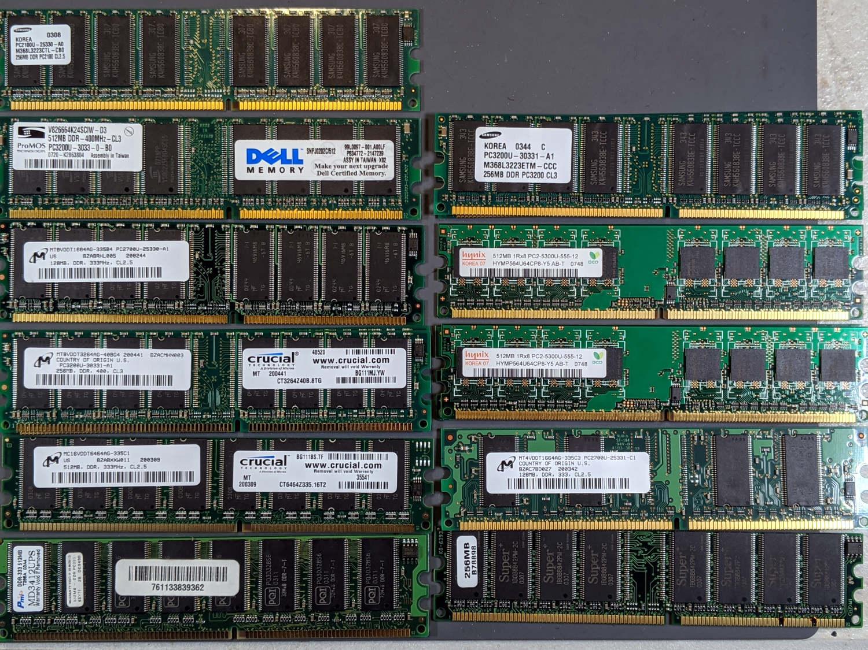 128MB 60ns ECC RAM Memory Upgrade for The Legend LegenX I
