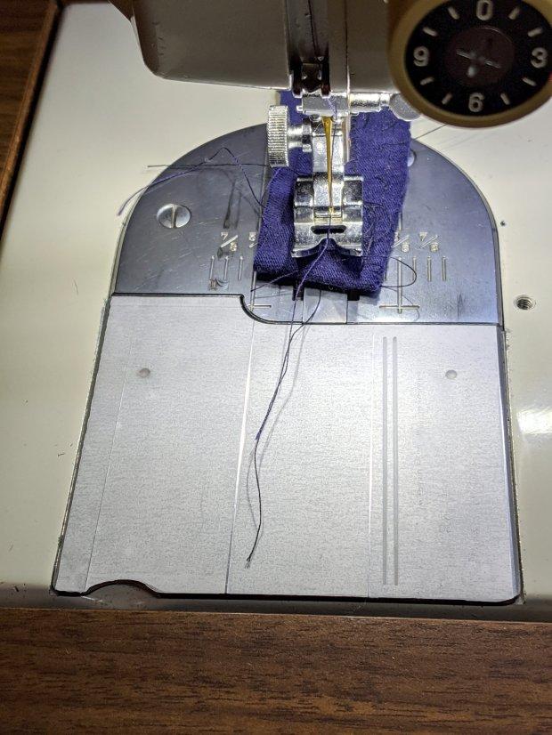 Kenmore 158 - non-glare cover plate