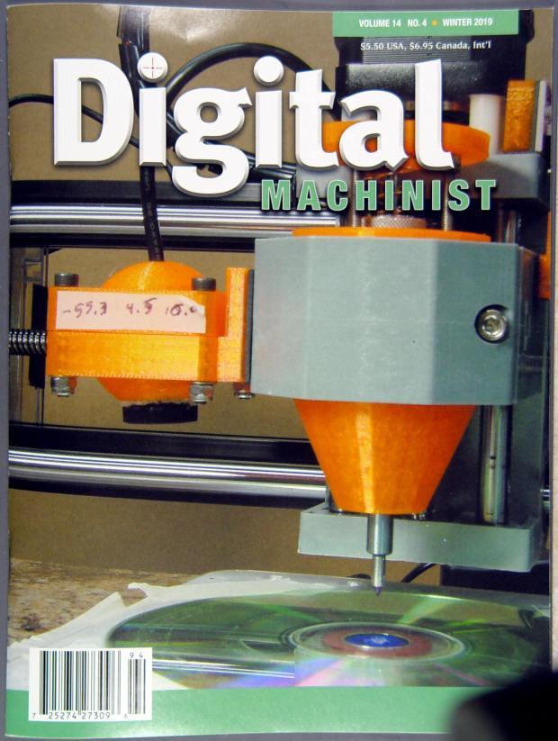 Digital Machinist Cover DM14.4 - Winter 2019