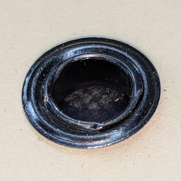 Tek CC - eyelet pivot - rear