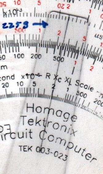 Tek CC - Engraved - Testors Paint - Milled Cursor