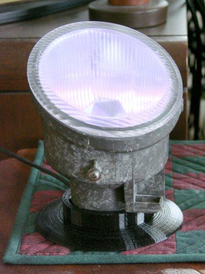 Nissan Fog Lamp - table mount