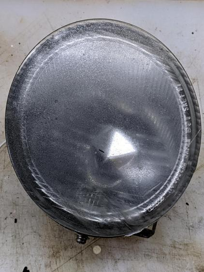 Nissan Fog Lamp - as-found lens