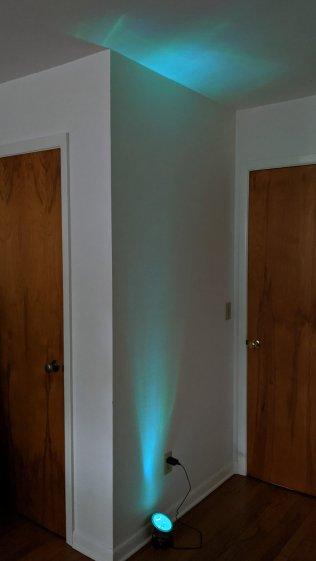 Nissan Fog Lamp - wall wash light