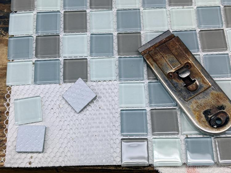 Glass Tiles - as sold