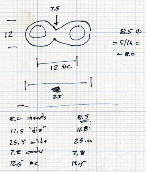 Soaker Hose End Plug - hose dimensions