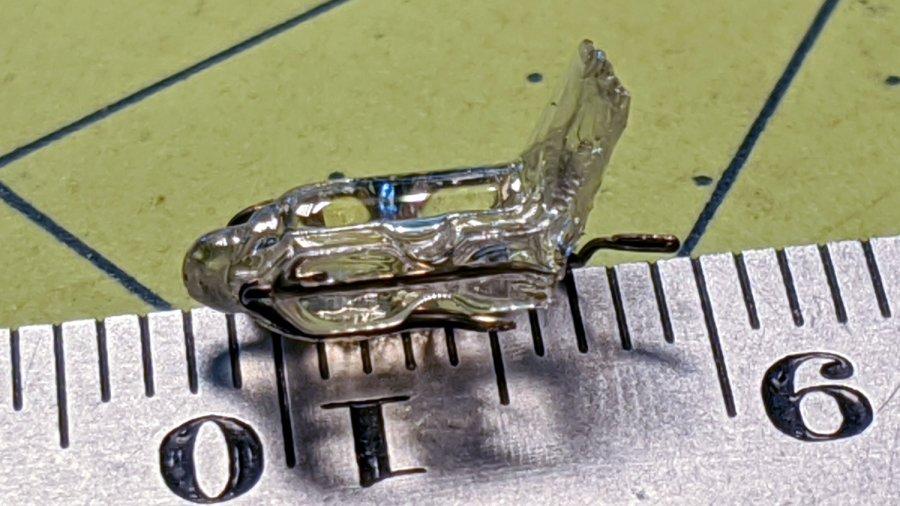W5W fragment - millimeter scale