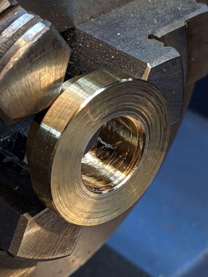 MT3 drawbar - spindle washer