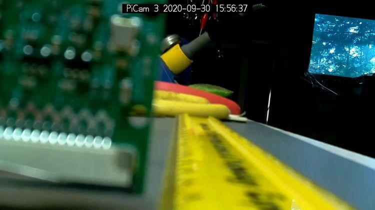 Arducam Motorized Focus RPi Camera - default focus