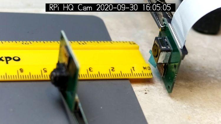 Arducam Motorized Focus RPi Camera - test overview