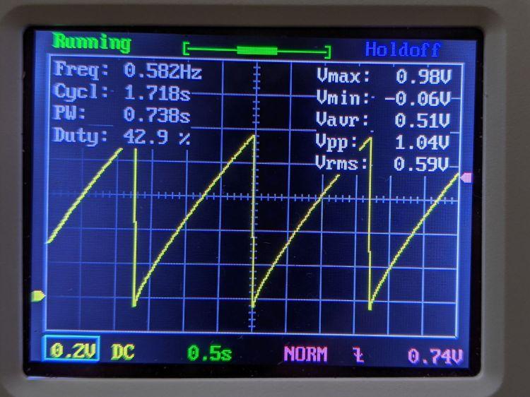 LM3909 - Darl Q1 3x Q2 - 3.2 V - C1 V - DSO150