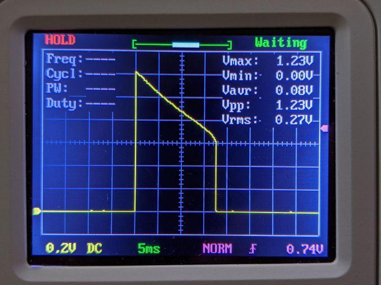 LM3909 - Darl Q1 3x Q2 - 3.2 V - R1 V - DSO150