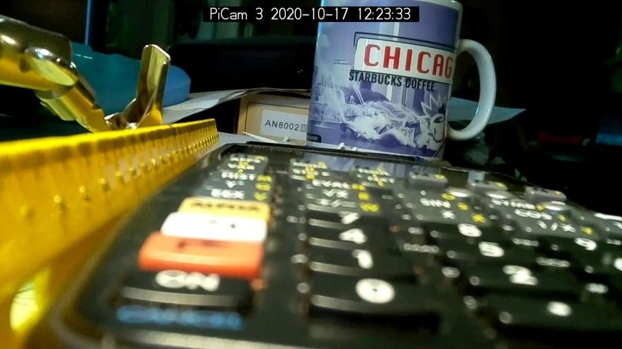 Arducam Motorized Focus Camera - 300 mm