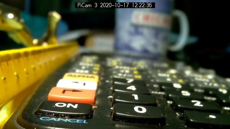 Arducam Motorized Focus Camera - 55 mm