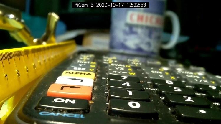 Arducam Motorized Focus Camera - 65 mm