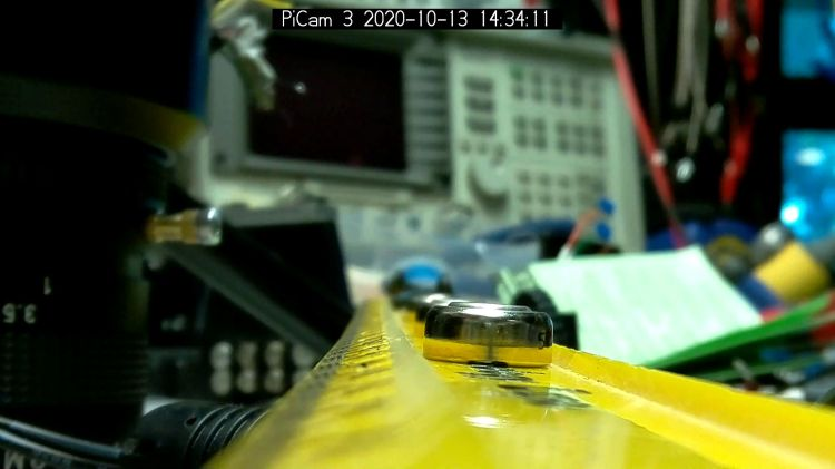 Arducam Motorized Focus test - focus 10 cm