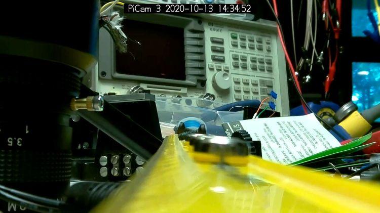 Arducam Motorized Focus test - focus 30 cm