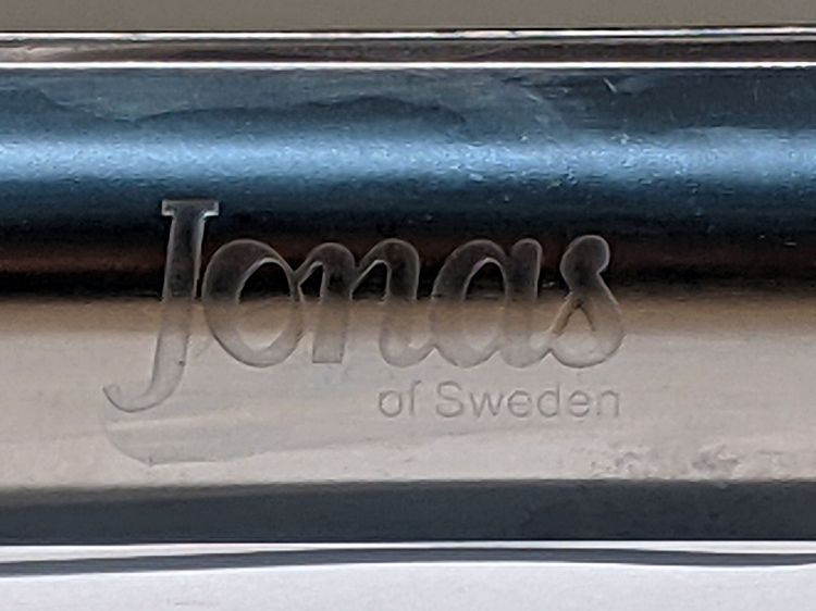 Jonas peeler - good emboss