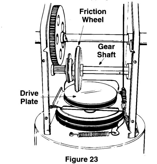 MTD Snowblower - drive train - Fig 23