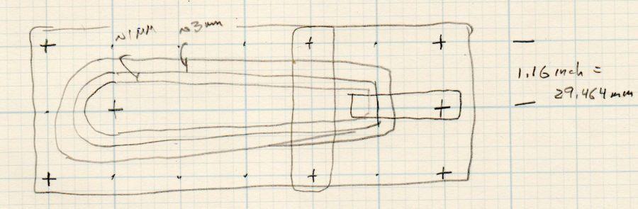 Cursor Fixture doodle